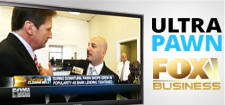 Ultra Pawn CEO, George Souri on Fox Business News